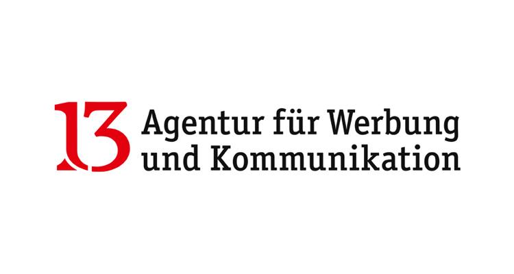 13 Agentur für Werbung und Kommunikation GmbH Logo