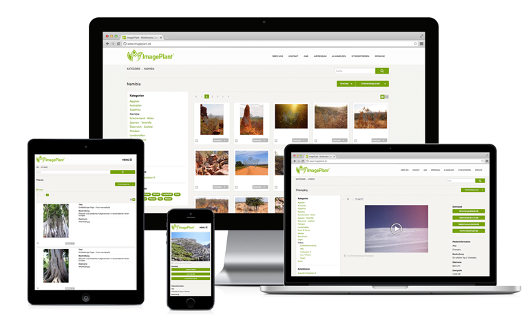ImagePlant Frontend