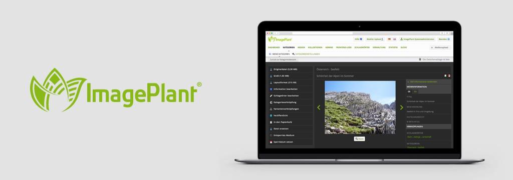 ImagePlant - Bildverwaltungssoftware