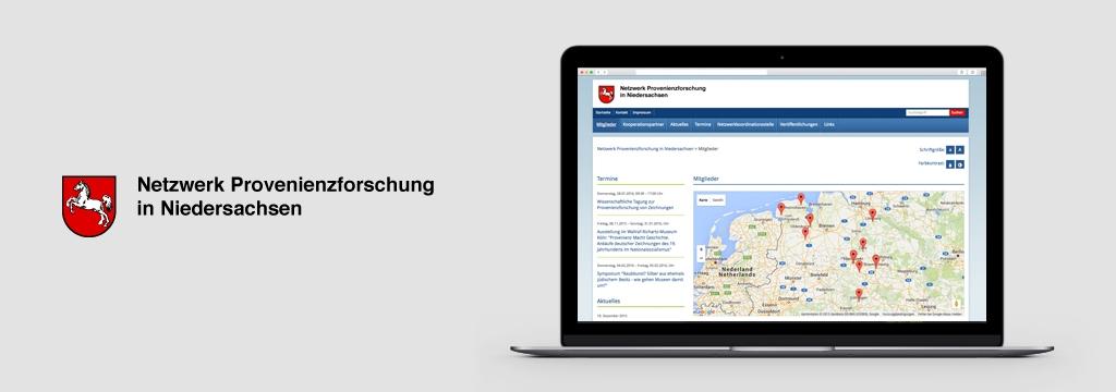 Netzwerk Provenienzforschung in Niedersachsen