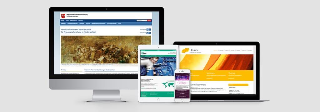 Webdesign aus Hannover