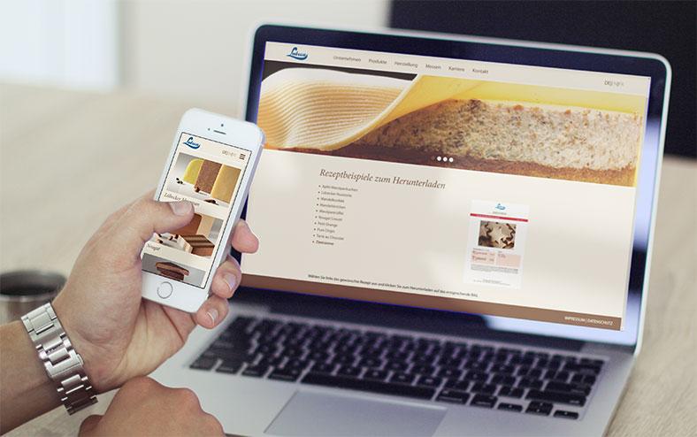 Lubeca Website