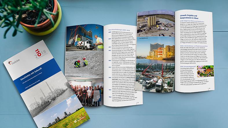 Broschüre zur Geschichte des Standorts Höver